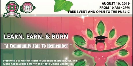 Health and Wealth Community Fair tickets