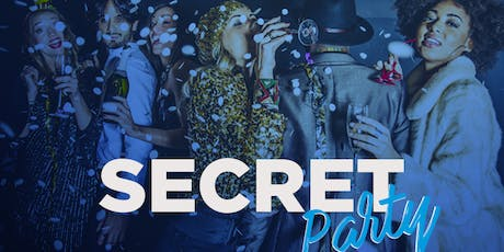 Terrace Secret Party - Open Bar  entradas