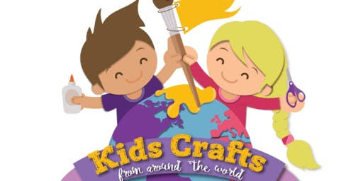 Crafts Around the World for Homeschoolers