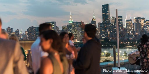 Summer Networking Night at The Bordone LIC & Lady M Headquarters