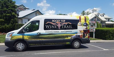 VIP Shuttle Tour - Rocky Top Wine Trail