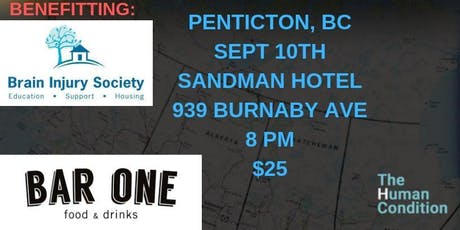 The Human Condition Comedy Tour - Penticton, BC tickets