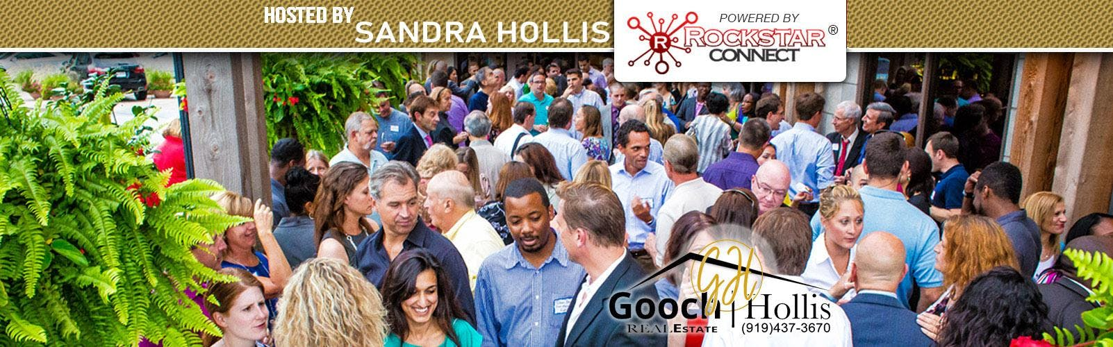 Free Cary Elite Rockstar Connect Networking Event (August, near Raleigh)