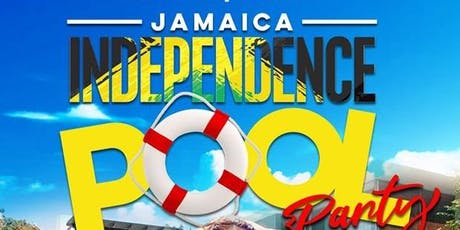 Jamaica independence Pool Party tickets