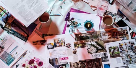 Fall Vision Board Workshop tickets
