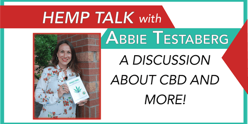 Hemp Talk w/ Abbie Testaberg