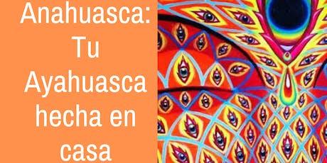 Anahuasca: Tu ayahuasca en casa entradas