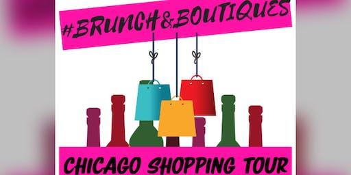Brunch & Boutiques: Chicago Shopping Tour