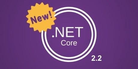 Desarrollo Multiplataforma con ASP.NET Core 2.2 y .NET Standard.  ¡Programando con lo nuevo!  tickets