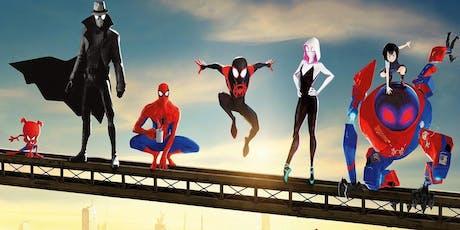 Movies Under the Stars: Spider-Man: Into the Spider-Verse tickets