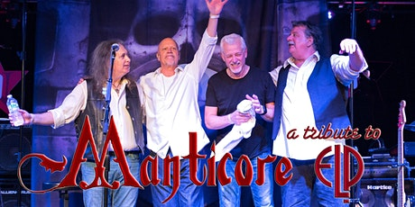 Manticore: A Tribute to Emerson, Lake, and Palmer tickets