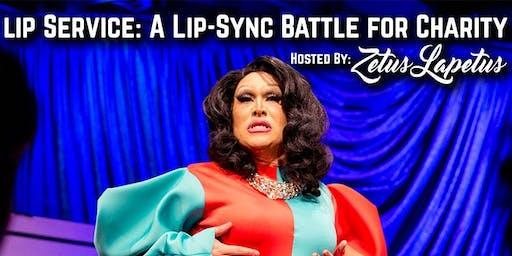 Lip Service: A Lip-Sync Battle for Charity