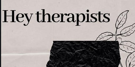 4 Techniques you can use in therapy tickets