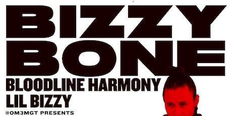 Bizzy Bone (from Bone Thugs-n-Harmony) @ Holy Diver tickets