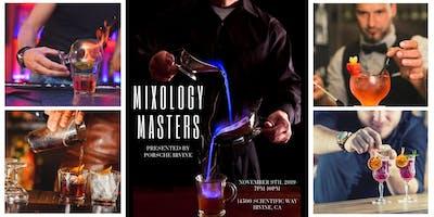 Mixology Masters, Presented by Porsche Irvine