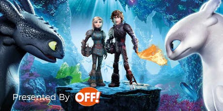 How to Train Your Dragon: The Hidden World - Family Movie Night tickets