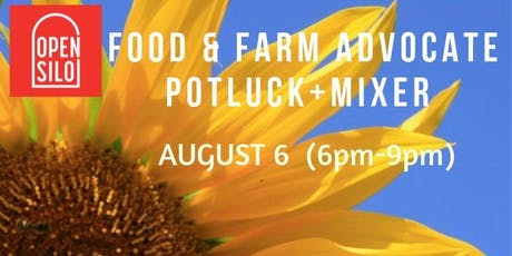 Open Silo Potluck & Mixer tickets