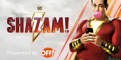 Shazam! - Family Movie Night tickets