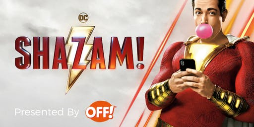 Shazam! - Family Movie Night