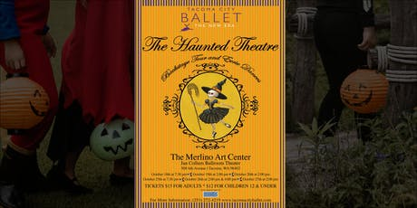 Haunted Theatre tickets