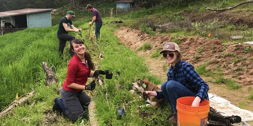Climate-Smart Farming and Gardening Workshop at Terra Cultura