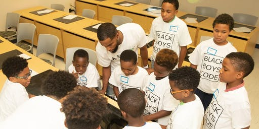 Black Boys Code Toronto Presents - Learn to Program with Scratch