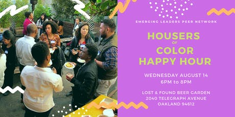 ELPN's Housers of Color Happy Hour tickets