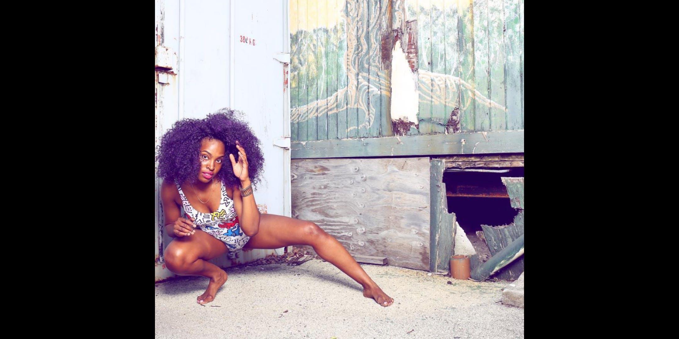 Silver Room Block Party presents Reggae Dancehall Class