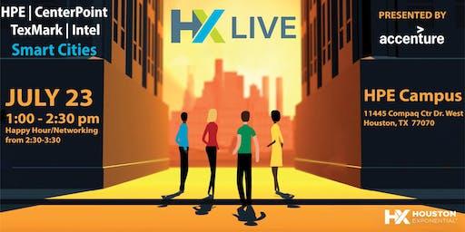 HX Live - How Houston is building a Smart City