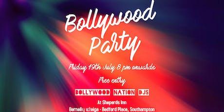 Bollywood Party at Shepards Inn   Bernelių užeiga, Southampton tickets