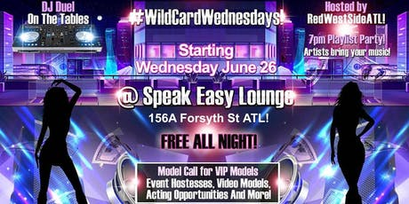 #WildCardWednesdays! tickets