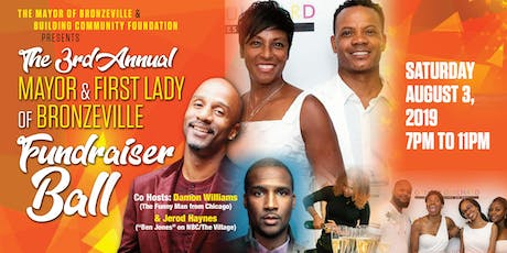 3rd Annual Mayor & First Lady Fundraiser Ball at Gallery Guichard tickets