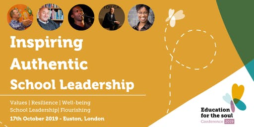 """Headteacher Conference - """"Education for the Soul"""" 2019"""