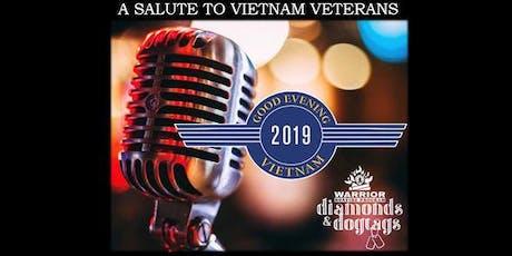 Diamonds & Dogtags - Good Evening Vietnam tickets
