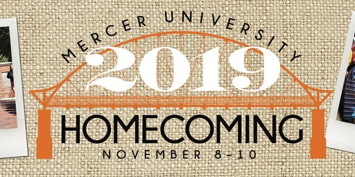 Mercer Homecoming 2019