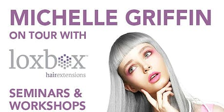 Loxbox Hair Extensions Workshop - Manchester tickets