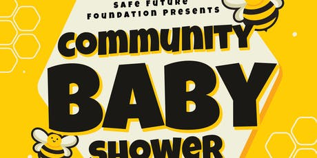 Free Community Baby Shower tickets