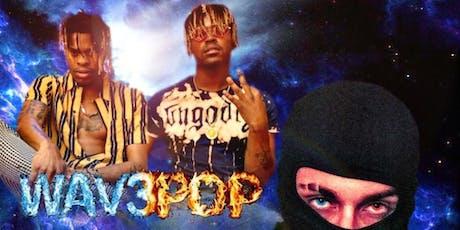 What The Sound presents WAV3POP Sliim Bambino Chris Massey tickets