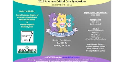 2019  Arkansas Critical Care Symposium - Caring Through the Continuum