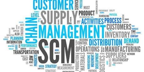 Petrel Workshop: Supply Chain Management tickets
