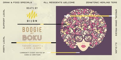 Boogie at Boku: Corktown and the GWNA\