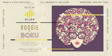 Boogie at Boku: Corktown and the GWNA's Summer Social tickets