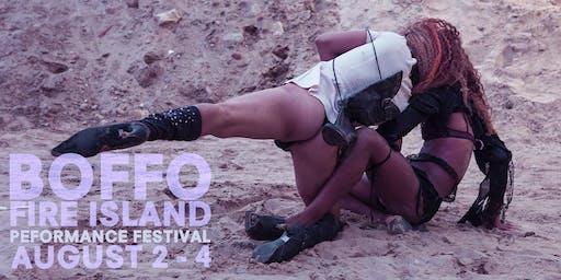 BOFFO Fire Island Performance Festival