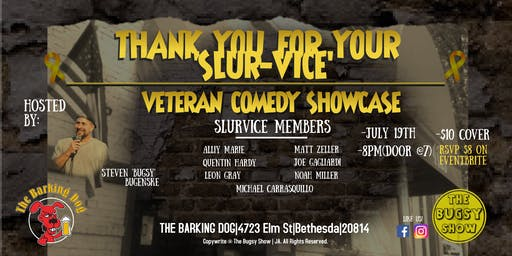 """Thank You For Your """"Slur-vice"""""""