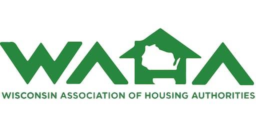 WAHA 2019 Fall Conference