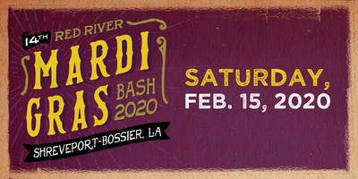 2020 Red River Mardi Gras Bash