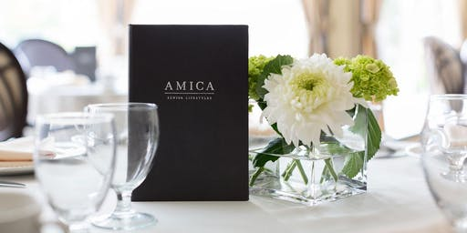 Amica White Rock Culinary Hiring Fair (Sous Chef, Cooks, & Servers)