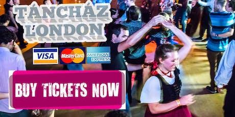 Dance House 07/09/2019 -'táncház' - Hungarian Folk Dance Event with Hunique Dance tickets