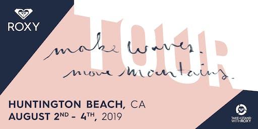 Make Waves Move Mountains Tour - Huntington Beach