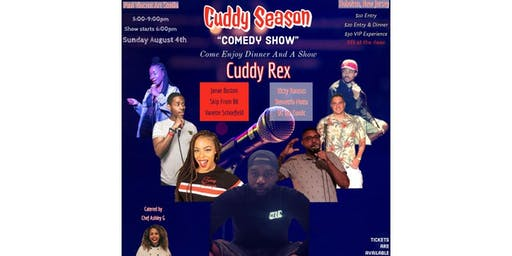 CUDDY SEASON COMEDY EVENT